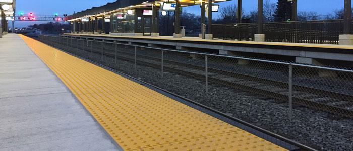 Elevated Transit Platforms