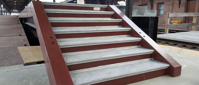 Armor-Deck® Composite Stairs