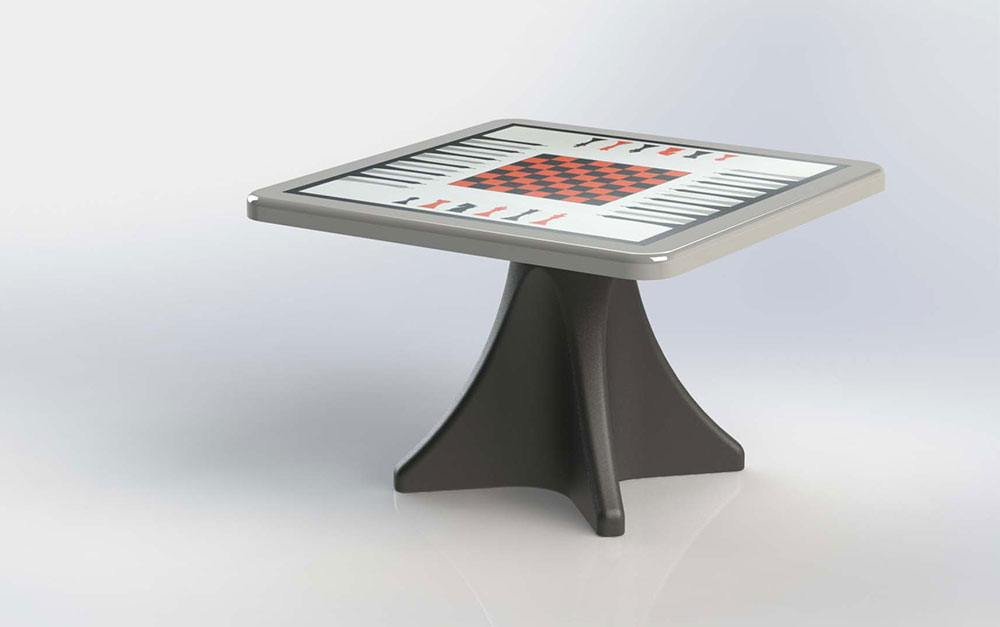 Estilo Games Table